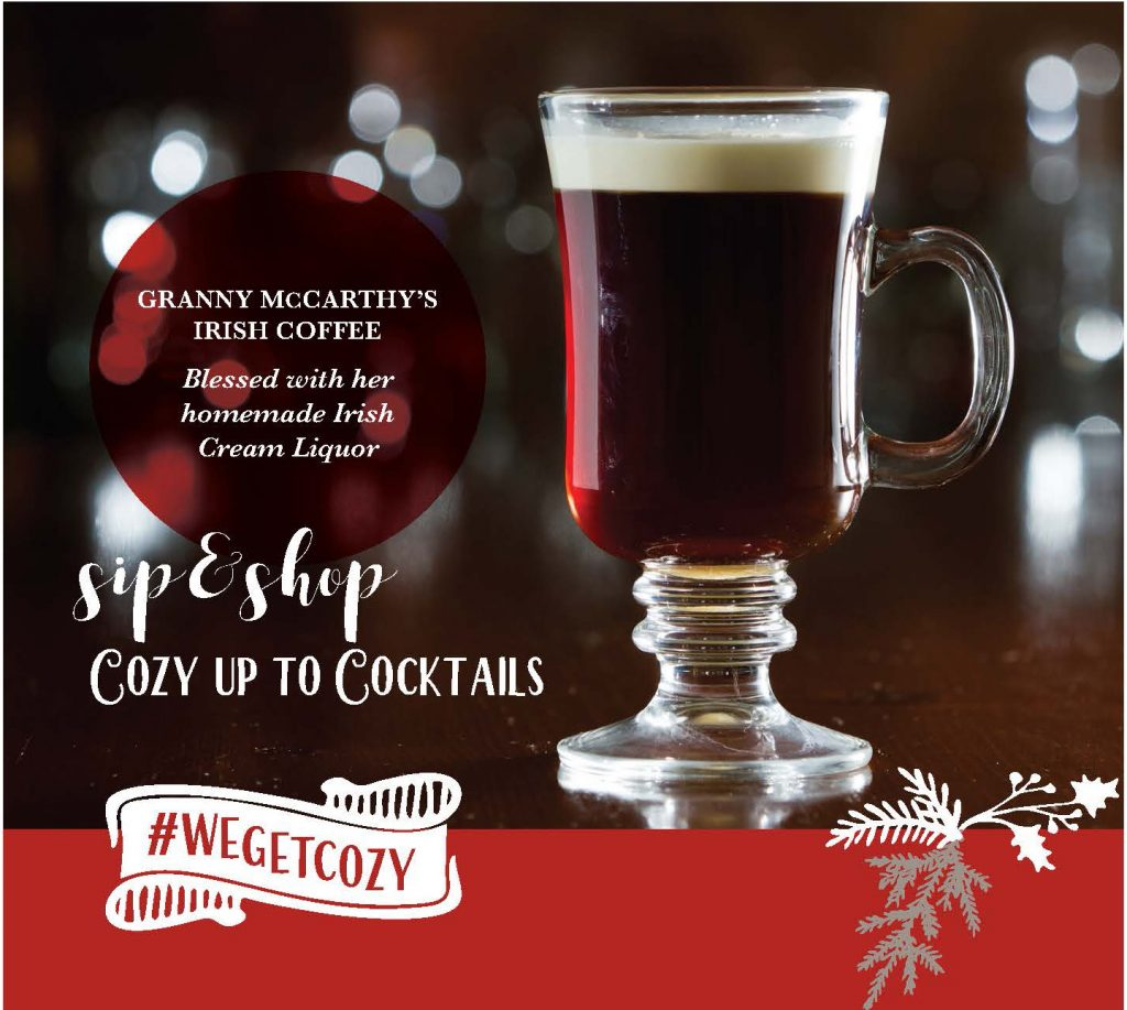 McCarthy's Irish Coffee