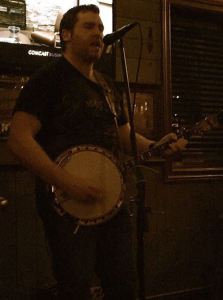 Live music at Red Stag Pub with Diarmuid McSweeney