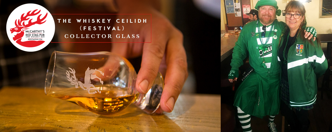 Whiskey Ceiliah Festival at the Red Stag Pub