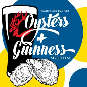 McCarthy's Oyster and Guinness Street Fest on September 22