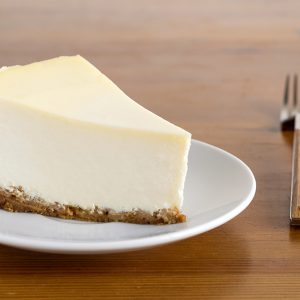 McCarthys Irish Cream Cheesecake