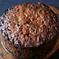 McCarthy's Irish Christmas Cake