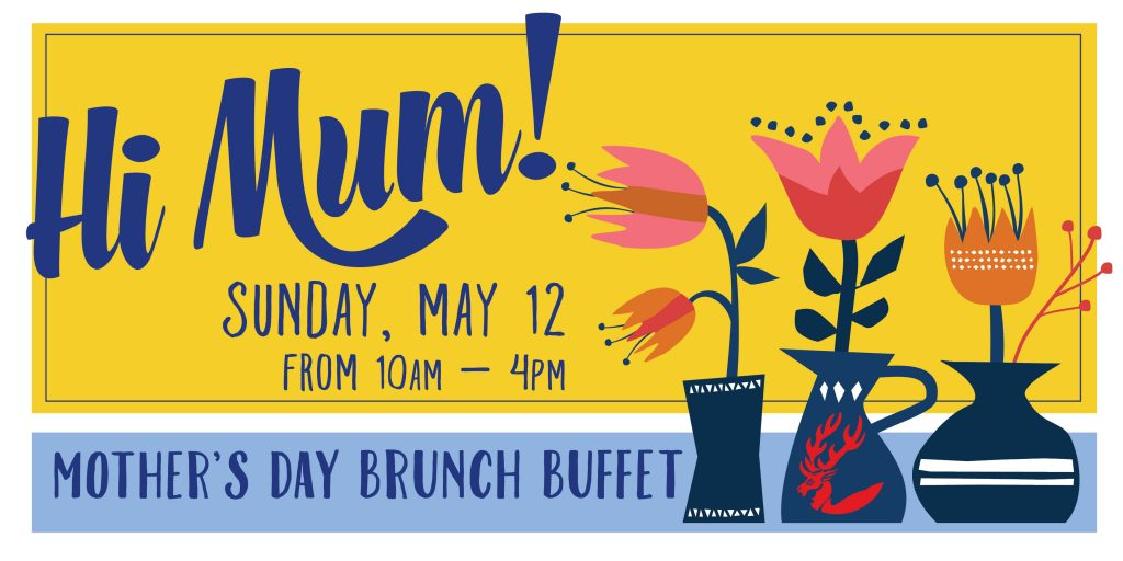 Join us on May 12, from 10am to 4pm for a Mother's Day Brunch Buffet at McCarthy's Red Stag Pub and Whiskey Bar, located in historic Downtown Bethlehem, within the Lehigh Valley, Pennsylvania. Featuring a delicious Celtic brunch selection.