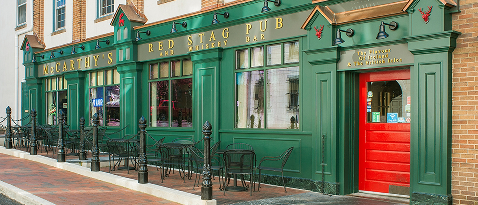 McCarthy's Red Stag Pub (Patty-o)