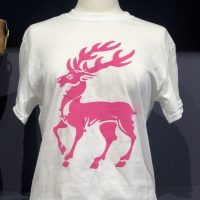 Real Men Wear Pink Stag Shirts