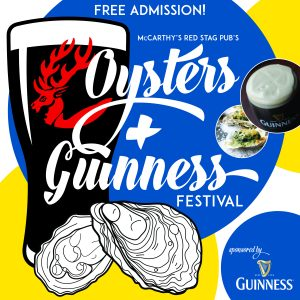 Oyster and Guinness Festival